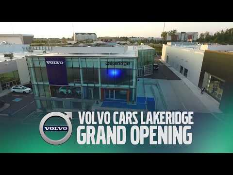 Volvo Cars Lakeridge Grand Opening 2017