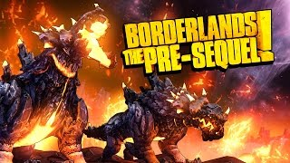 Flame Knuckle Boss Time! ★ Borderlands: The Pre Sequel [Ep.1]