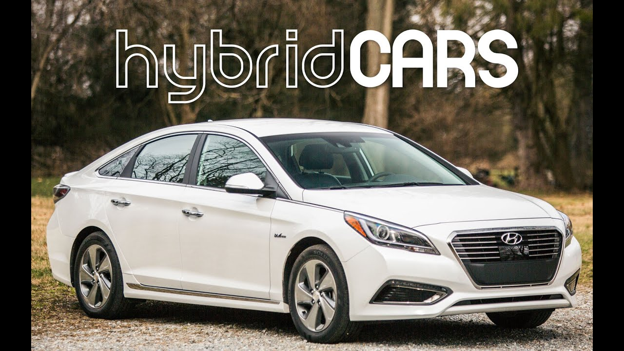 2016 Hyundai Sonata Plug In Hybrid Review Hybridcars You