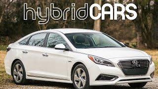 2016 Hyundai Sonata Plug-in Hybrid Review – HybridCars.com Review