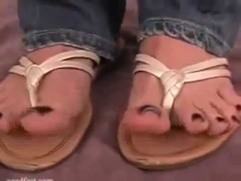 Jenny McCarthy Barefoot Toes Licked-HITW from YouTube · Duration:  26 seconds