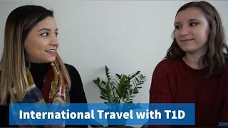 International Travel with Type 1 Diabetes