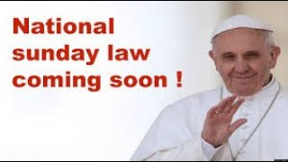 Mark of the beast: Vatican's Sunday law will be enforced soon! (19)