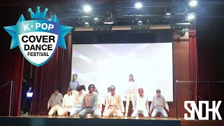 Download lagu [2019 KCDF Champion in HK] Seventeen(세븐틴)- Don't Wanna Cry(울고싶지않아)+Adore U(아낀다) Dance Cover By SNDHK