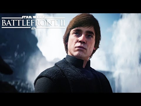 Download Youtube: STAR WARS: BATTLEFRONT 2 All Luke Skywalker Scenes