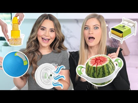 Testing the *BEST* Kitchen Gadgets EVER!? - Part 8