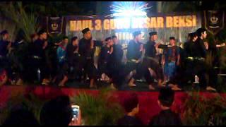 Beksi baba muslih (kong simin) Haul 3 Guru Besar 2012 (2)