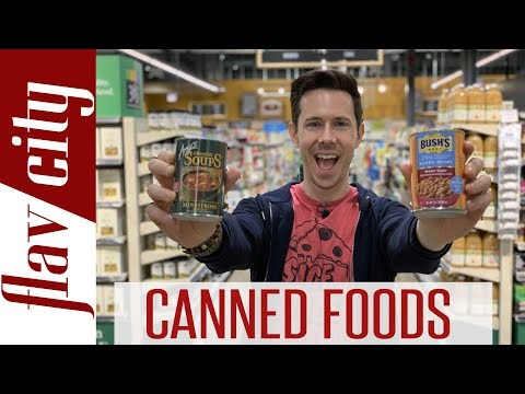 Canned Food Review At Walmart The Best & Worst Foods To Buy In A Can