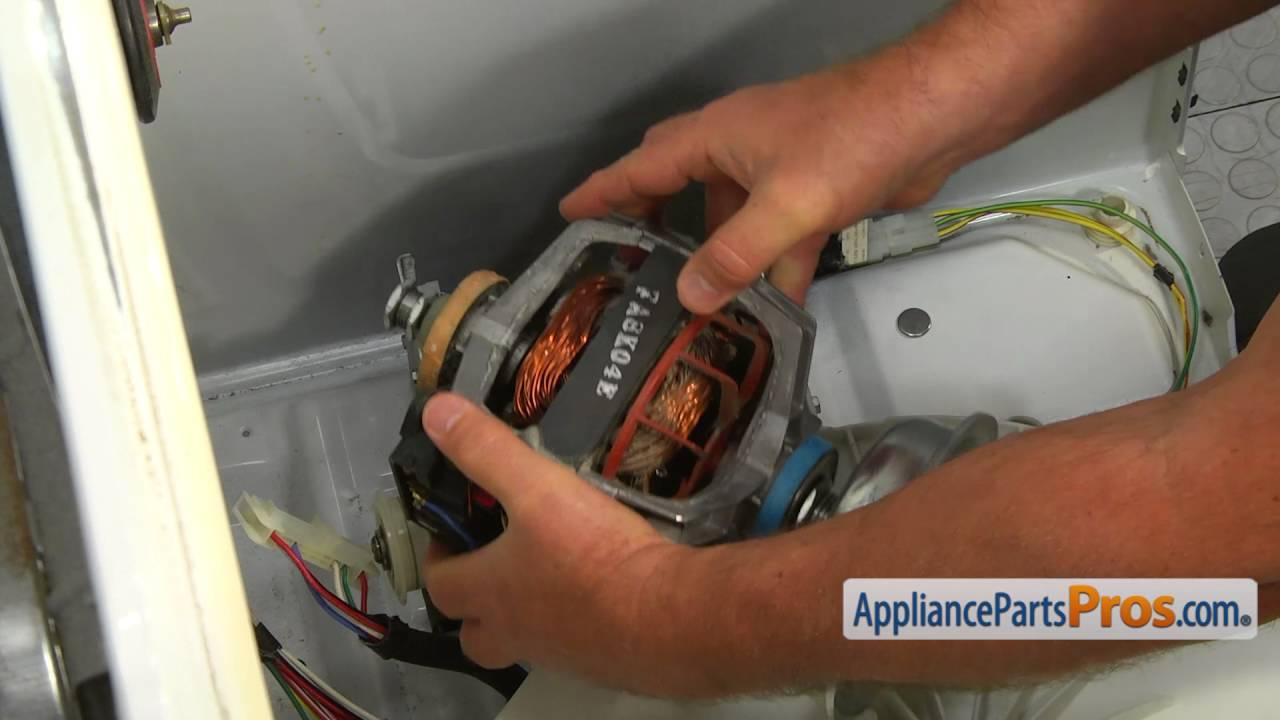 how to fix a broken belt on a dryer