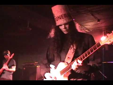 "Buckethead Live ""Sultans Massacre"" Minneapolis MN 2004"