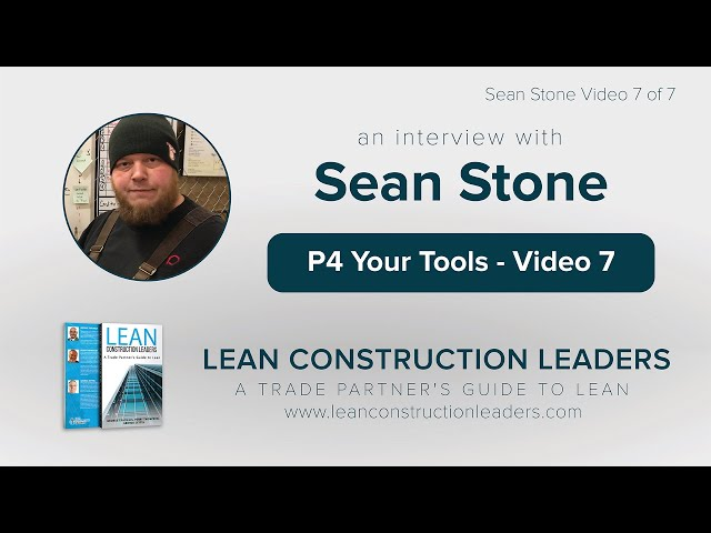 P4 Your Tools - Video 7