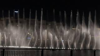 Dubai Fountain Show Opera
