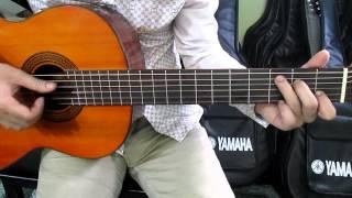 Demon - Guitar Yamaha G100D