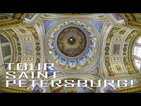 Tour Saint Petersburg and the Hermitage Museum | Russia