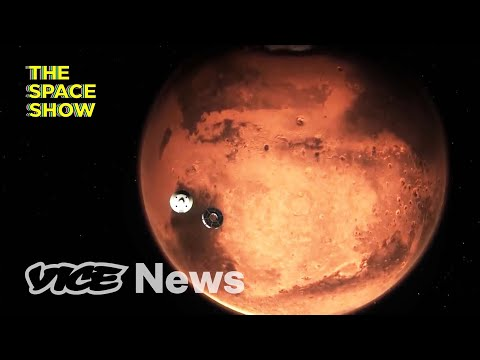 2020 Was Bad for Earth, But Great for Mars