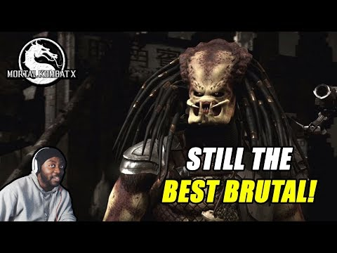 STILL THE BEST BRUTAL! | Mortal Kombat X Online Matches thumbnail