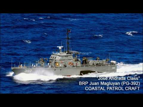 2017 Active Navy Ships of the Philippines