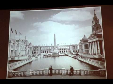 "1893 Chicago Worlds Fair in ""Moving Pictures"""