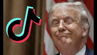 Trump Bans TikTok lol
