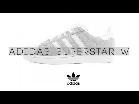 adidas superstar w sdlr sneakerclip youtube