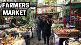 BUDAPEST SZIMPLA KERT FARMERS MARKET | BELARUSIAN SWIM TEAM 💦