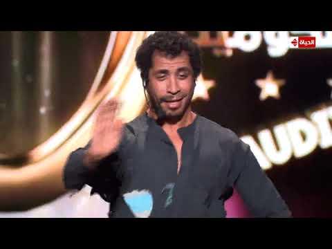 فيديو رقص المشترك مع مقدمة البرنامج | نجم الكوميديا HD