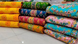 कही नहीं मिलते ऐसे सूट Different Cotton Boutique ladies suit wholesale market in delhi chandni chowk