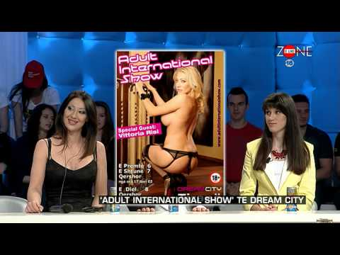 Zone e lire  Adult International show ne Dreamcity! 30 maj 2014