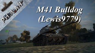 World Of Tanks - M41 Bulldog (lewis9779)