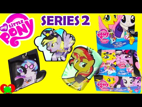 My Little Pony Shaped Dog Tags Series 2