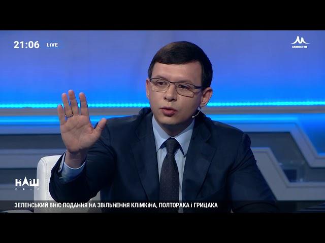 Мураев: Судьбоносные вопросы должен решать народ, а не политики