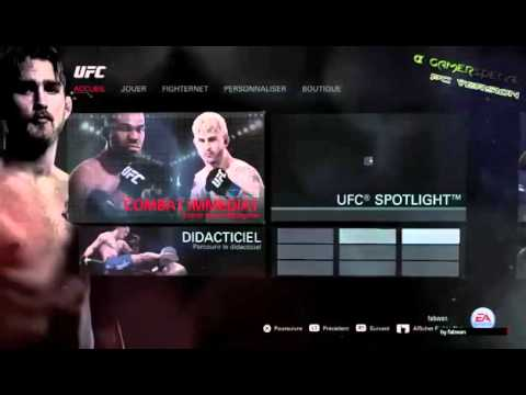 EA Sports UFC PC Version GAME - YouTube