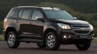 Chevrolet Trailblazer / Тест-драйв