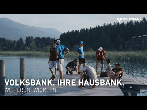 Volksbank - Deine Ziele, deine Träume, deine Zukunft, deine #Hausbank