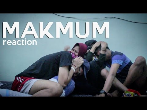 MAKMUM (REACTION) - ABIS NONTON MALAH TAKUT SHALAT