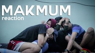 Video MAKMUM (REACTION) - ABIS NONTON MALAH TAKUT SHALAT download MP3, 3GP, MP4, WEBM, AVI, FLV September 2018