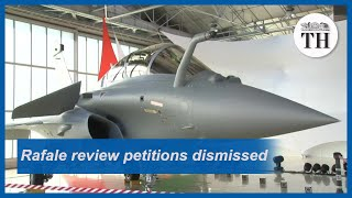 Rafale case review petitions dismissed: highlights