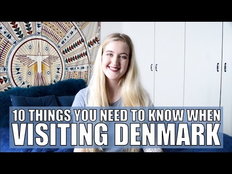 10 things you need to know when visiting Denmark