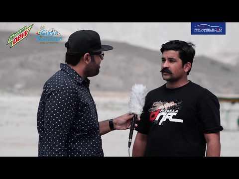 Chevrolet Silverado   Nosherwan Tiwana   Sarfaranga Desert Rally 2018   PakWheels Stories