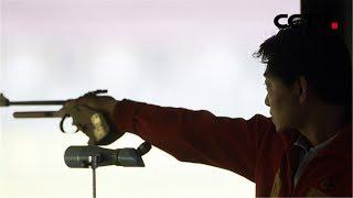 《新中国的第一》 1984年 新中国第一枚奥运金牌 | CCTV