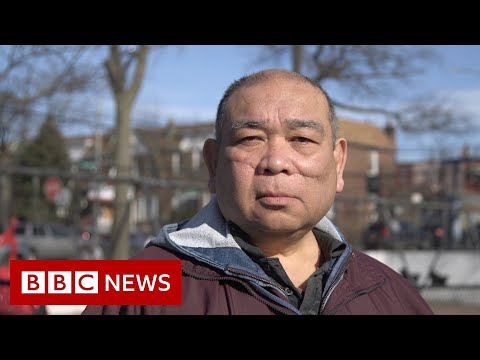 Anti-Asian Violence In The US: 'He Slashed Me From Cheek-to-cheek' - BBC News