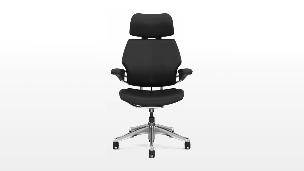Humanscale Freedom Chair Review  The Human Solution  YouTube