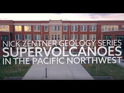Supervolcanoes in the Pacific Northwest