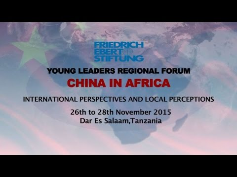 China in Africa: FES-Young Leaders discusses African Agency