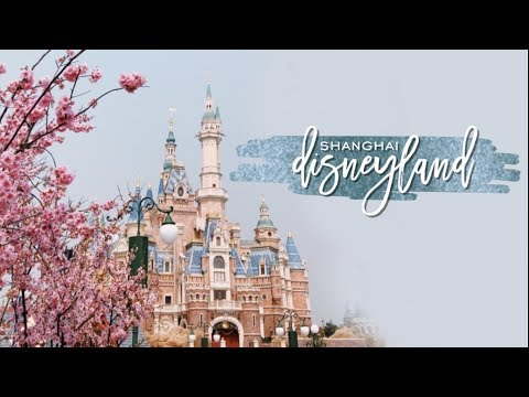 China Travel Diary: Shanghai Disneyland | JLINHH