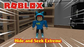 PLAY HIDE and SEEK which WANT to BOTTOM BOTH TIM ALWAYS COMEDY MAX [roblox: Hide and Seek Extreme] NAMLKUN