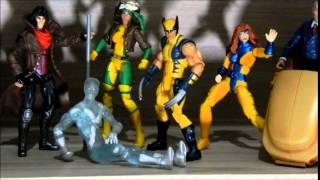 Expositor Mutante - Coleção Marvel Universe - Fabio Bastos
