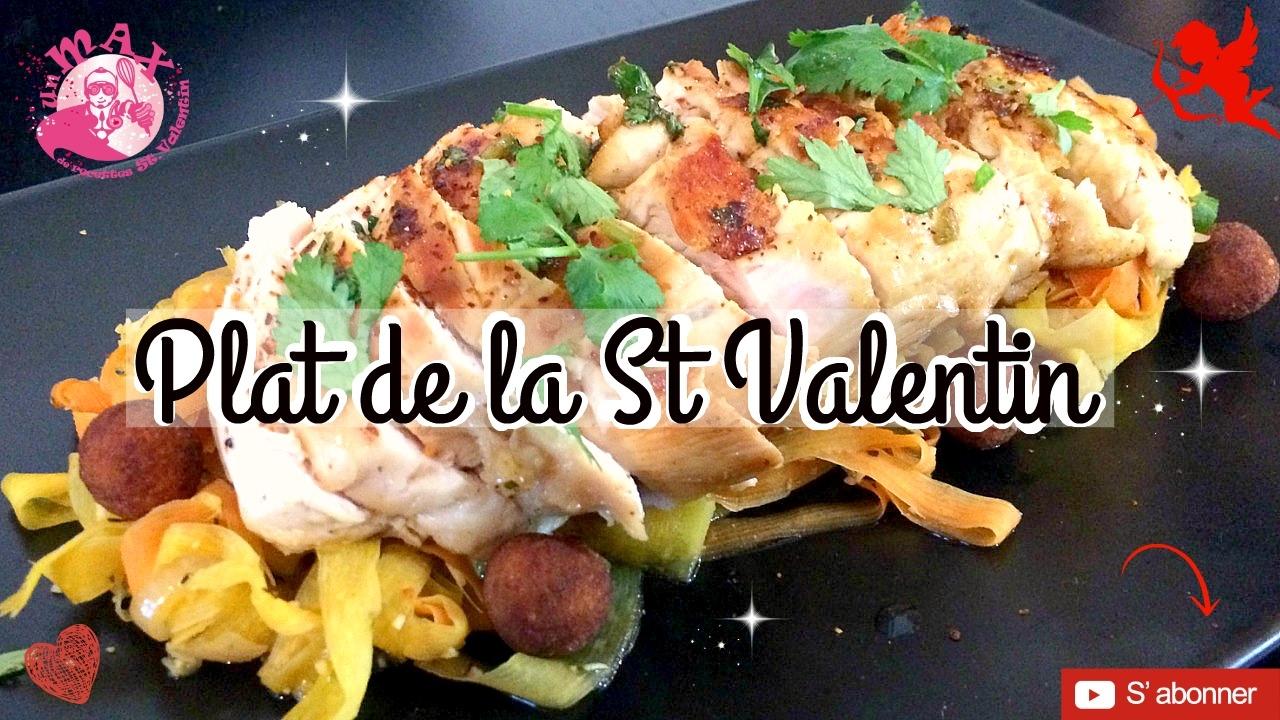 Plat De La St Valentin Facile Rapide Et Excellent Recette Simple