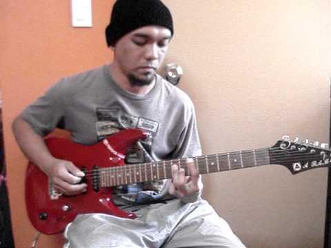 Santeria - Sublime guitar cover