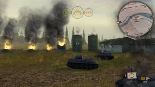 Quick Look | Panzer Elite aka First Battalion (2006) a fun tank game
